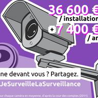 Image pour Le Parti Pirate dit non à la vidéosurveillance