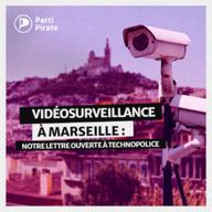 Image pour Vidéosurveillance à Marseille : Notre lettre ouverte à Technopolice